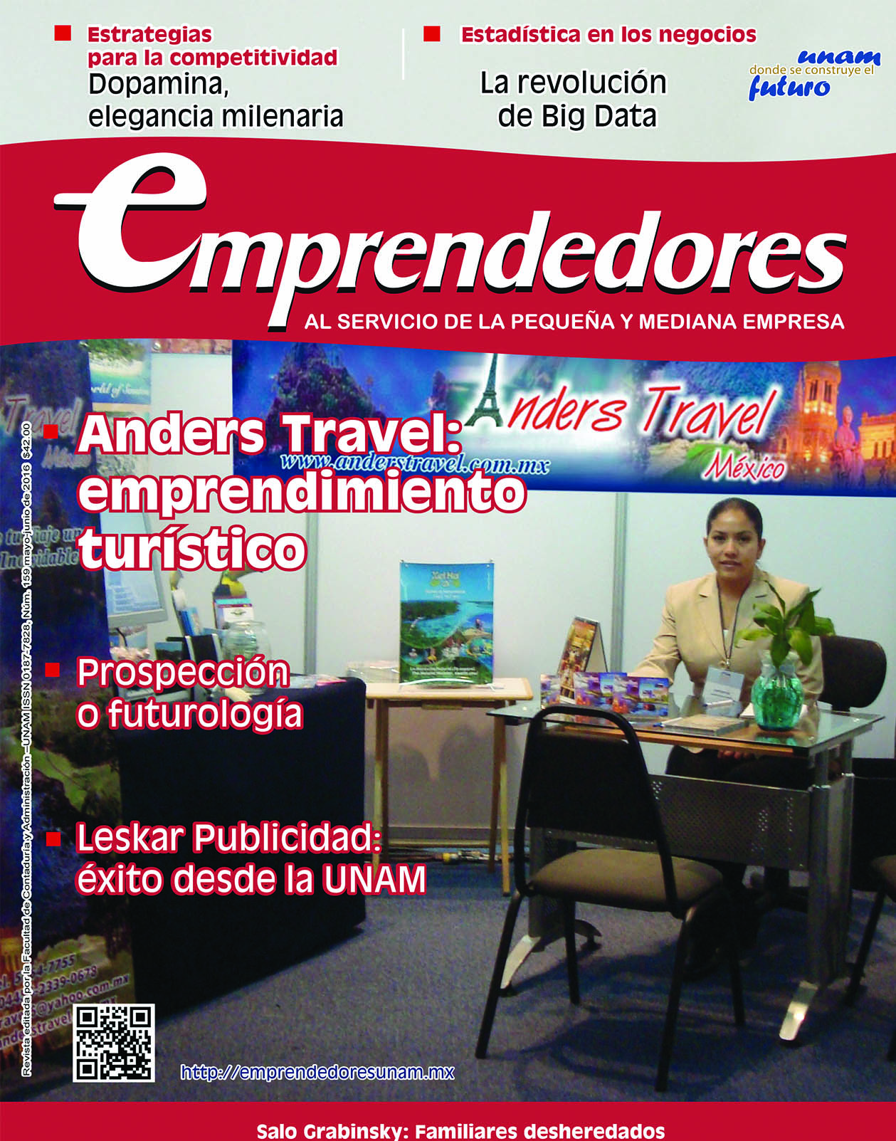 Anders Travel: emprendimiento turístico